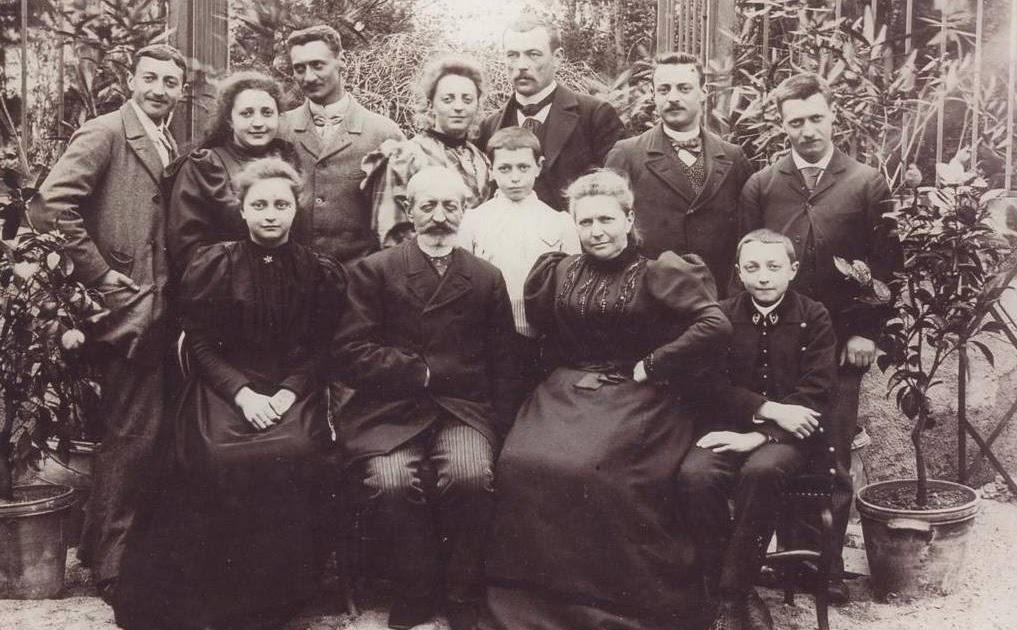 Anciennes Photos De Famille