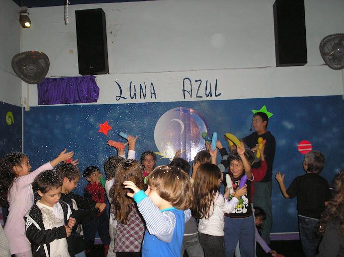 Baile y espuma