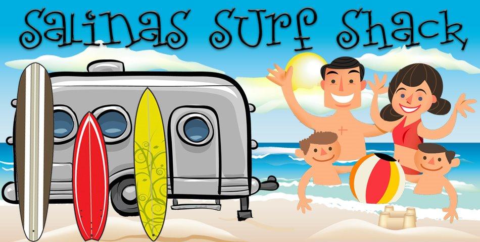 Salinas Surf Shack