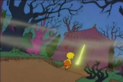 ไพ่ยิปซี Simpsons