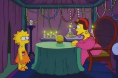 ดูดวง อนาคต ความรัก Tarot Simpson