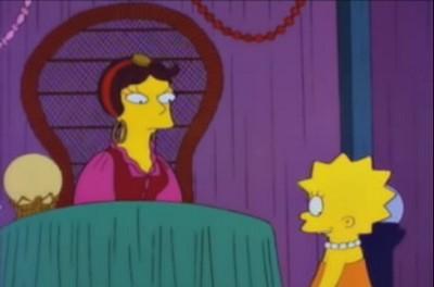 ไพ่ยิปซี ซิมป์สัน ทำนาย ดูดวง ความรัก