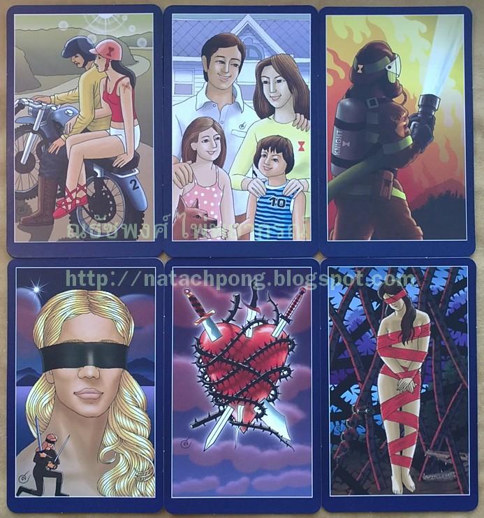 Symbol Tarot Oracle Card