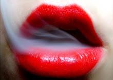 Fumame el labio