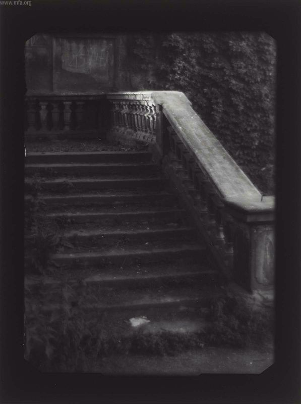 """THE FORGOTTEN STAIRCASES"", : JOSEF SUDEK"