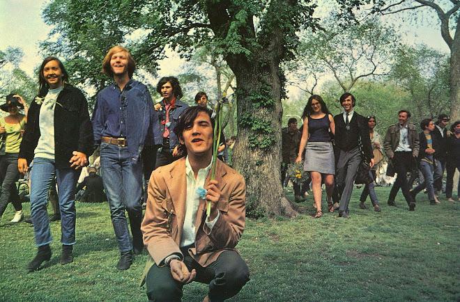 CENTRAL PARK, NEW YORK,  1968!