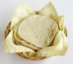 tortillas, tortillas di frumento, tortillas di grano, ricetta tortillas