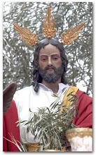 2004 - BENDICIÓN NTRO. PADRE JESÚS EN SU ENTRADA TRIUNFAL EN JERUSALÉN