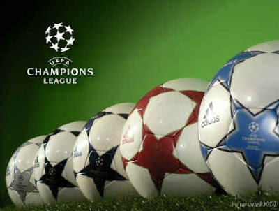 champions league balls - Final Match of Ramadan League : Second Half Prediction