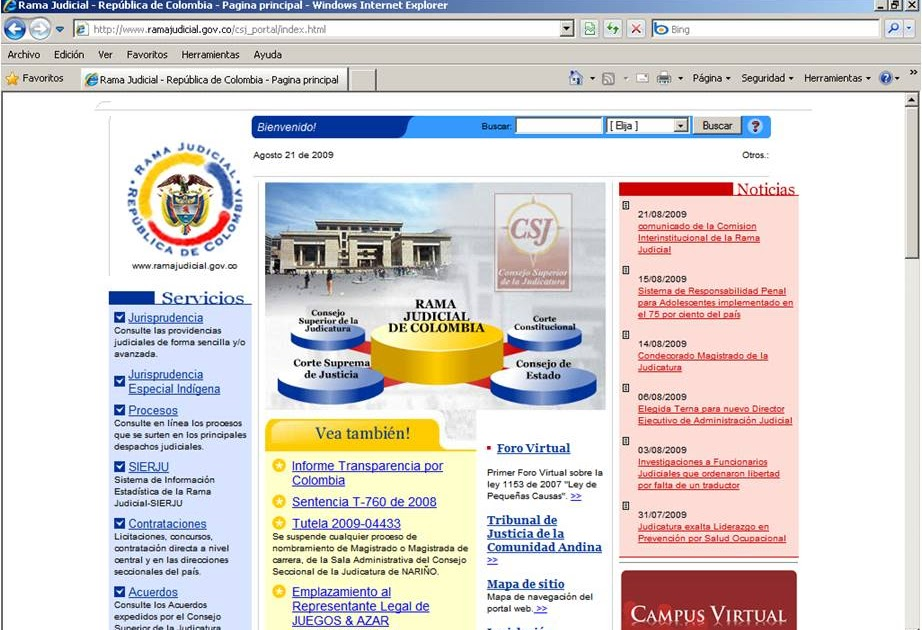 Www Ramajudicial Gov Co Consulta De Proceso | Autos Post
