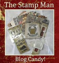 the stamp man july candy