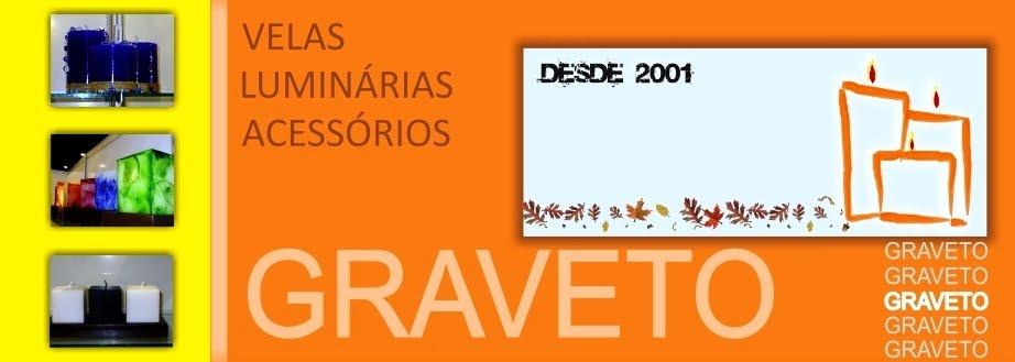 GRAVETO - A SUA CASA DE VELAS, LUMINÁRIA E ACESSÓRIOS