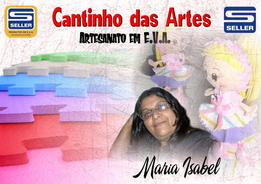 CANTINHO DAS ARTES - ARTESANATO EM E.V.A.