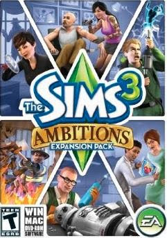 The Sims 3 Ambitions Free PC Games Download