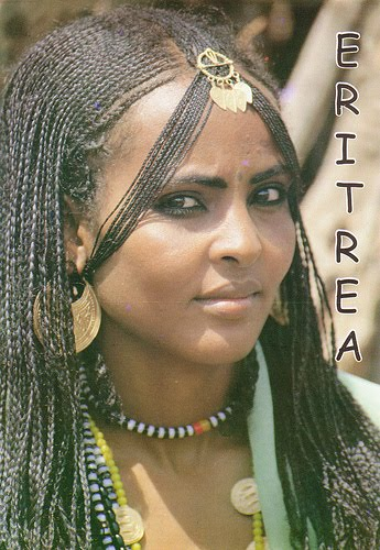 Traditional Eritrean Hairstyles Madote