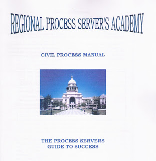 Regional Process Service Academy
