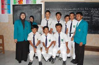 SMP Islam 1 Batu
