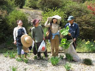 Hiroko and family