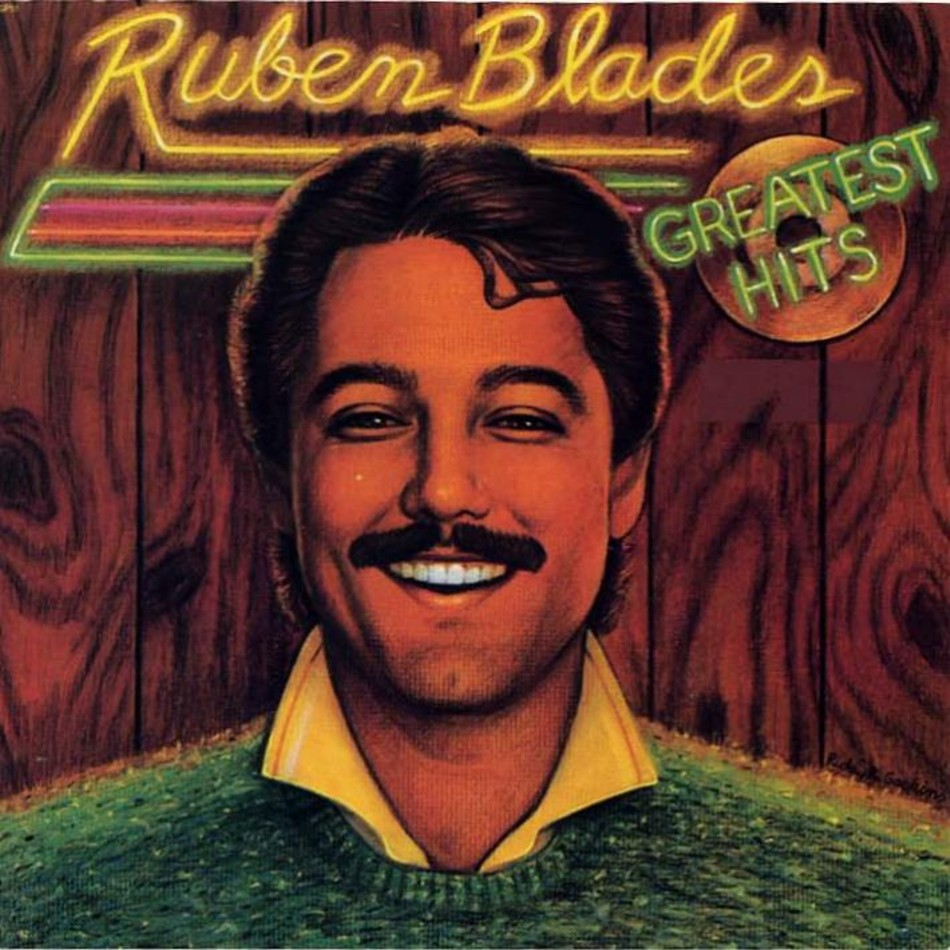 ruben blades essay Rubén blades' 1984 anthem, buscando america (looking for america) best  captures my version of the american dream — a dream not of.