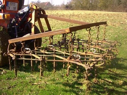 Le blog du jardinier du prieur d 39 orsan que vous avez de grandes - Scarificateur fait maison ...