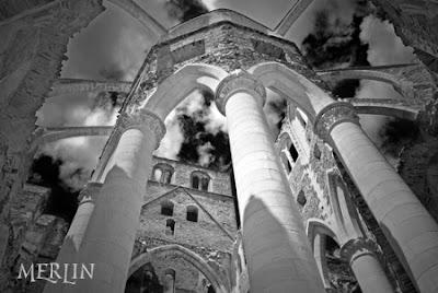 Légendaire Cotentin : Du château de Gratot à l'abbaye de Hambye Ha2