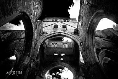 Légendaire Cotentin : Du château de Gratot à l'abbaye de Hambye Ha3