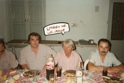 Cena en Ramirez E. Ríos - Año 1998