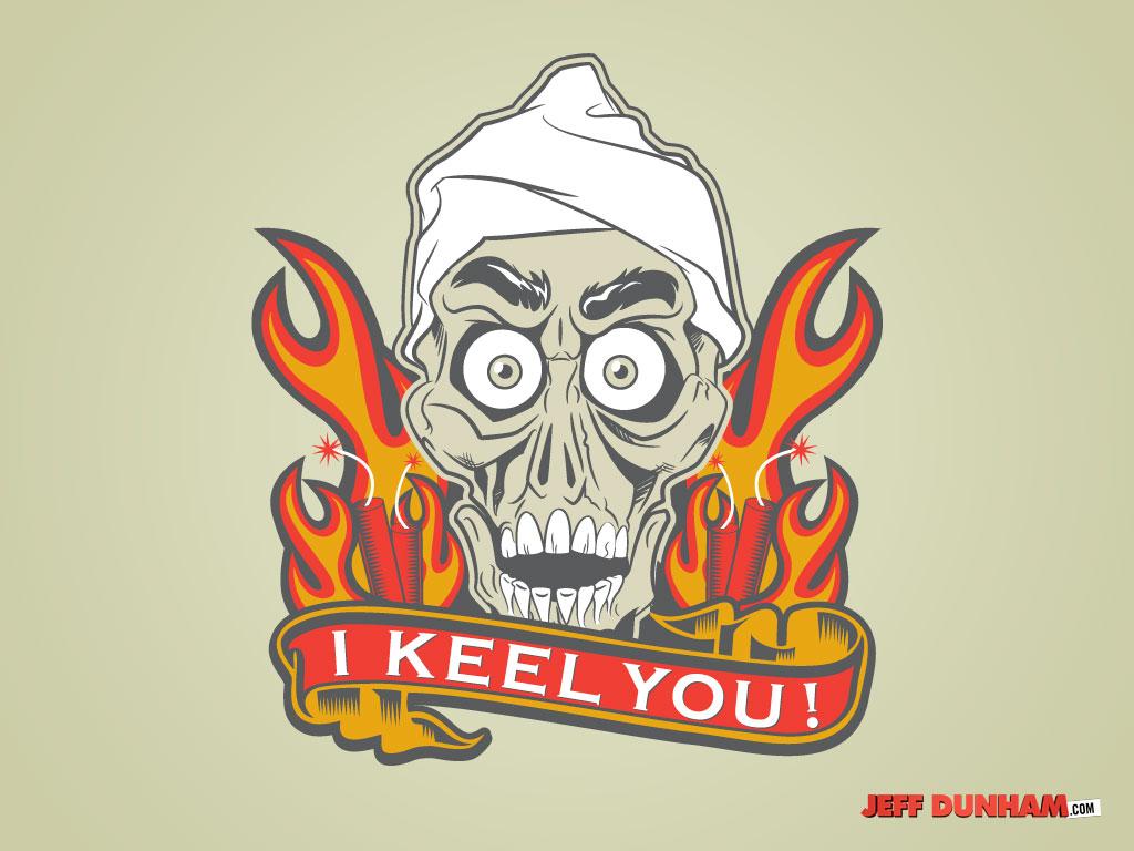 Jeff Dunham Achmed
