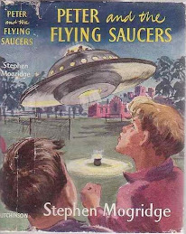 Peter and the Flying Saucers