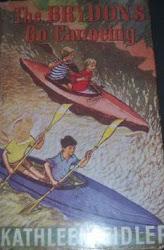Brydons Go Canoeing