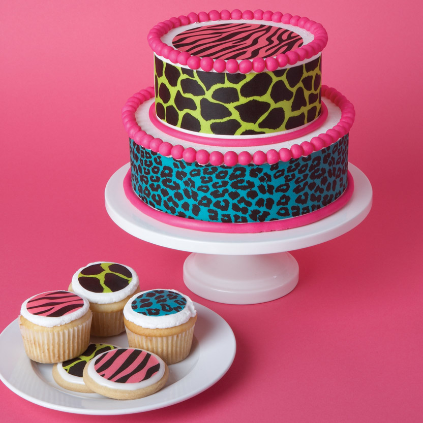 It s all Polkadots!: DIY Cake Decorating