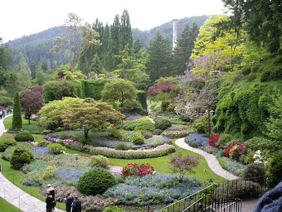 Beautiful pictures of gardens of the world