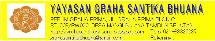 Yayasan Graha Santika Bhuana