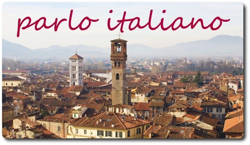 Parlo Italiano...