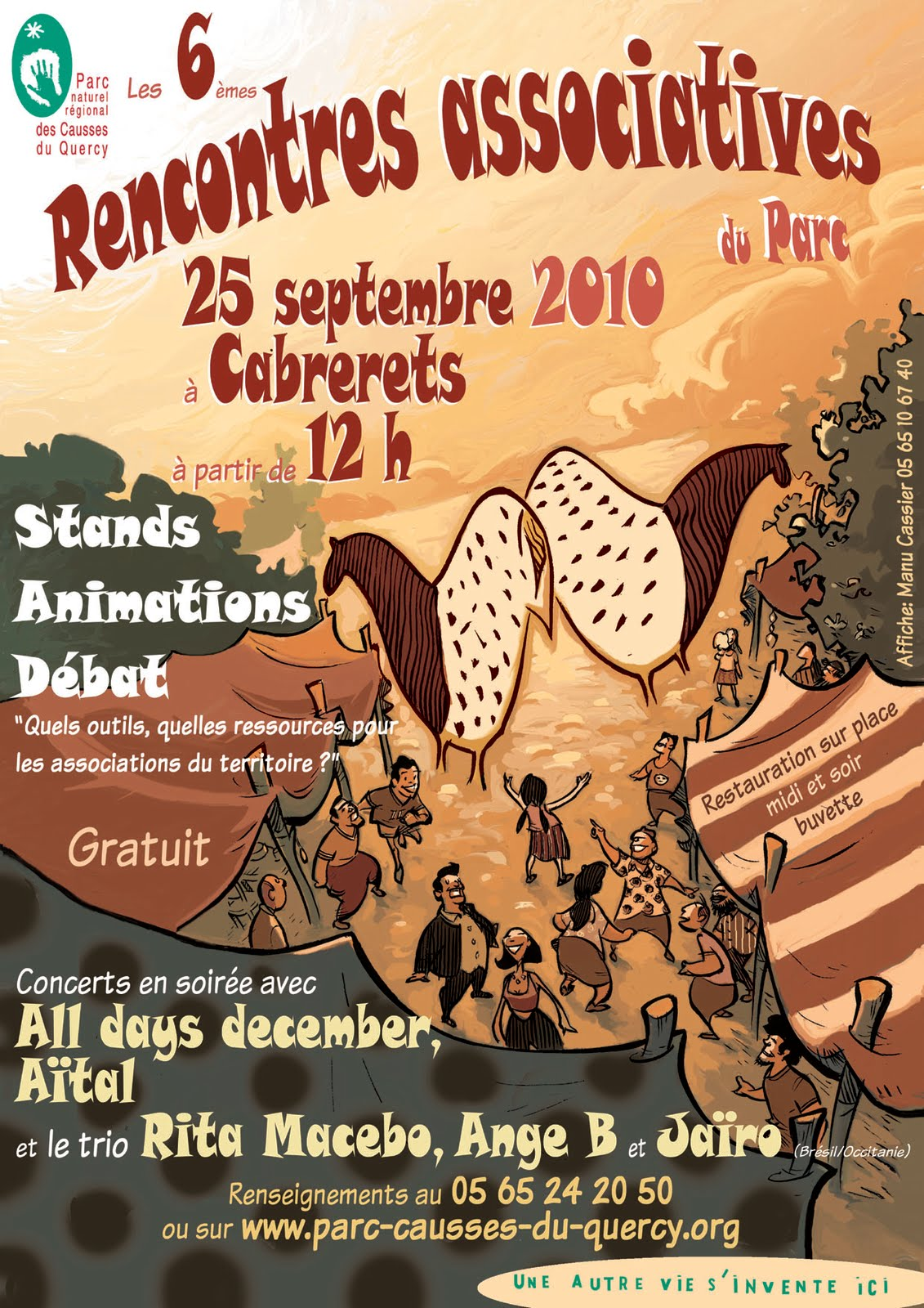 Rencontres associatives