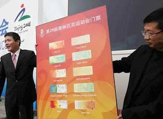 boletos venta beijing 2008