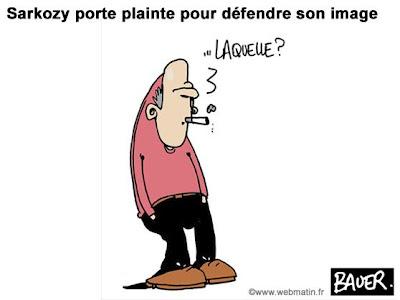 plainte+sarko CDG 04 : Crime de lèse-majesté
