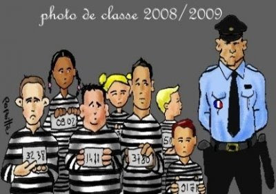 12+ans+4 CDG 31 : La prison dès 12 ans?
