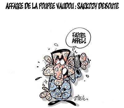 vaudou+3 CDG 04 : Crime de lèse-majesté