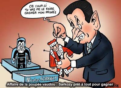 vaudou+2 CDG 04 : Crime de lèse-majesté