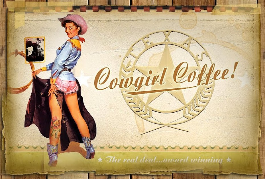 COW GIRL COFFEE