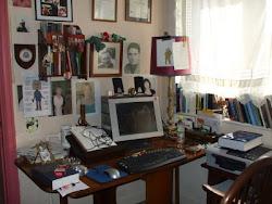 Where I write...