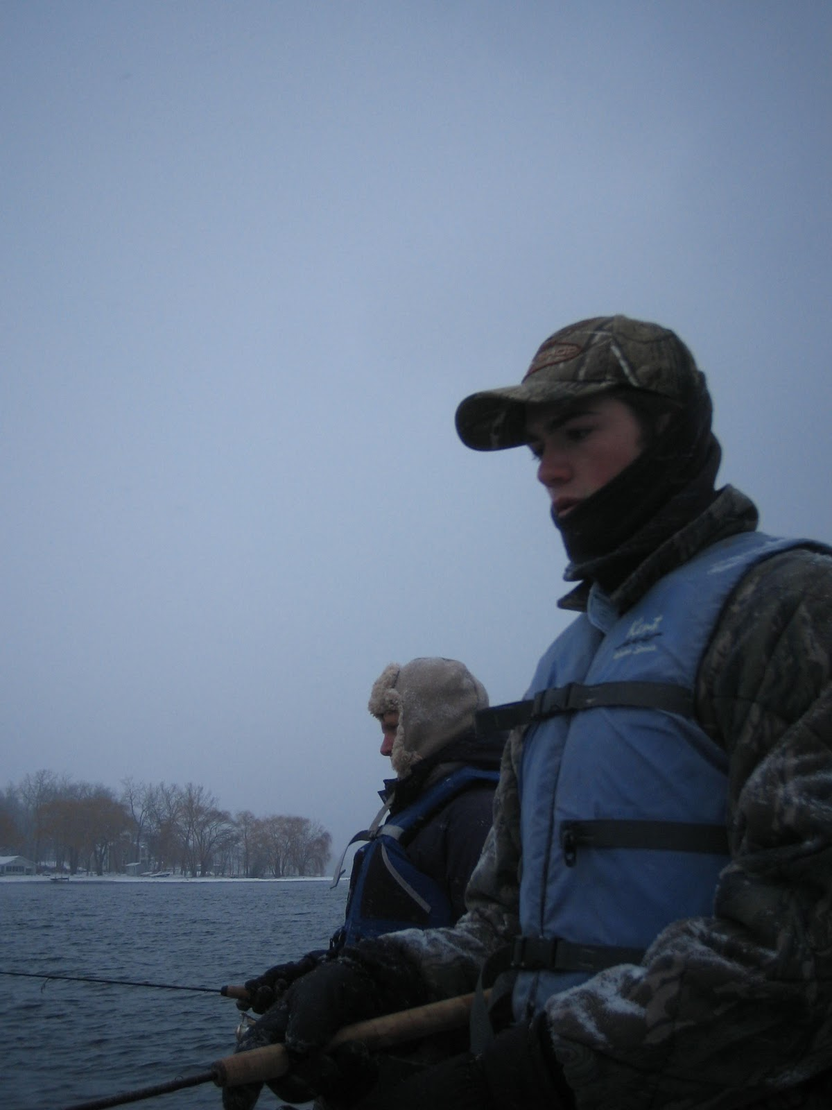 Apthorpes fishing hunting adventures 2011 starts with for Seneca lake fishing report