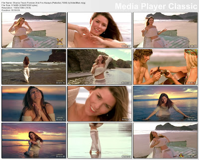 always forever music shania twains video