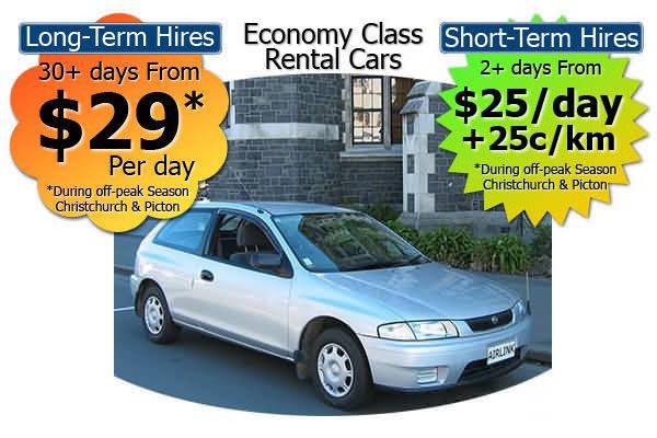 Dollar Rental Car Specialty Vehicle