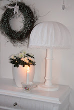 Vintage-lampan