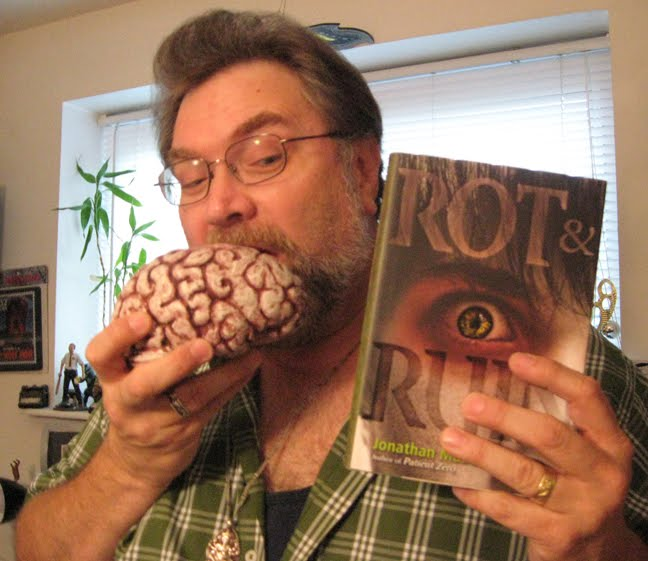 Amaterasu Reads: Book Feature: Rot and Ruin by Jonathan Maberry