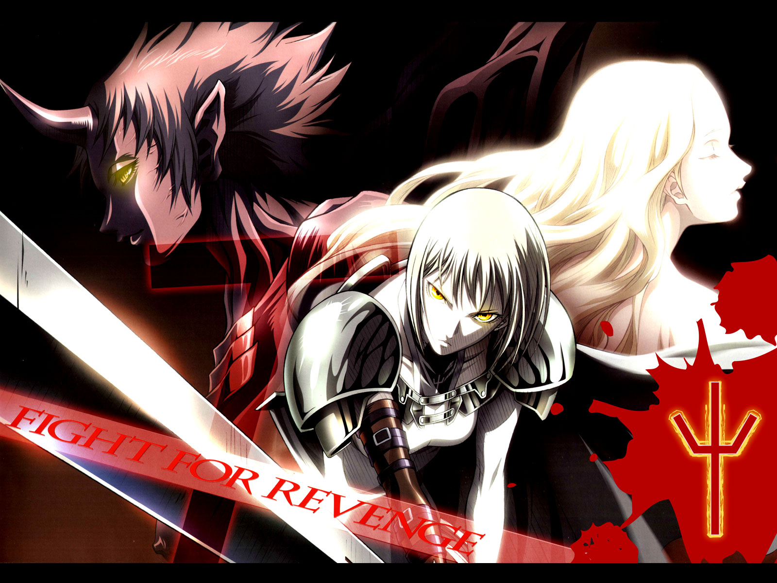 The totally awesome claymore! ( anime and manga)