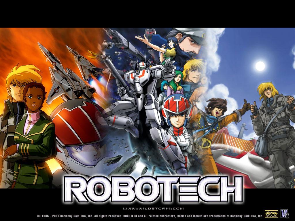 robotech macross saga