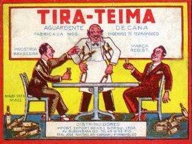 Cachaça Tira-Teima